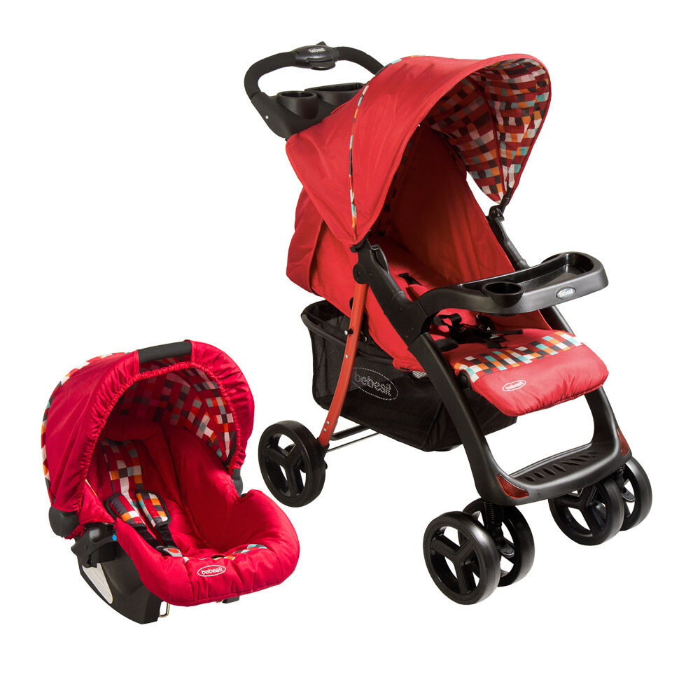 Coche Bebesit Travel System H005 image number 0.0