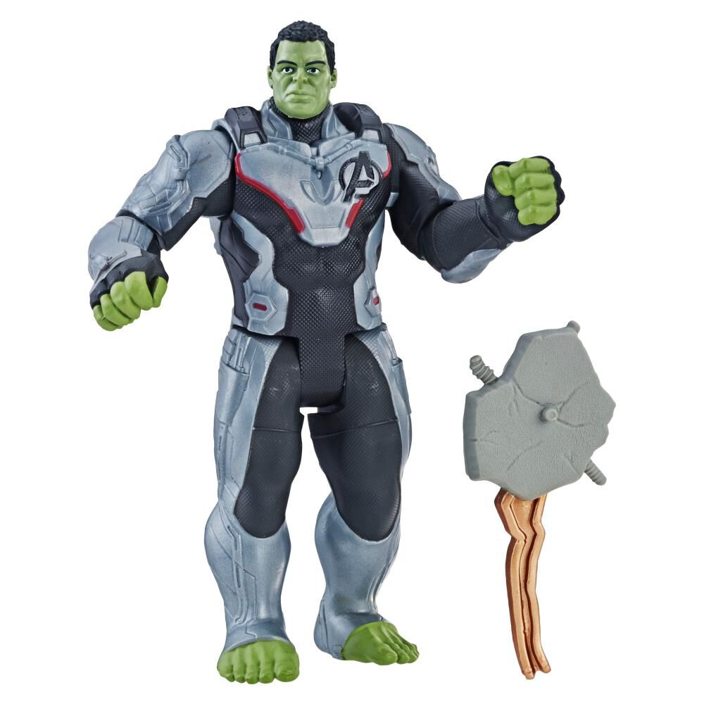 Figura De Acción Avenger Team Suit image number 5.0