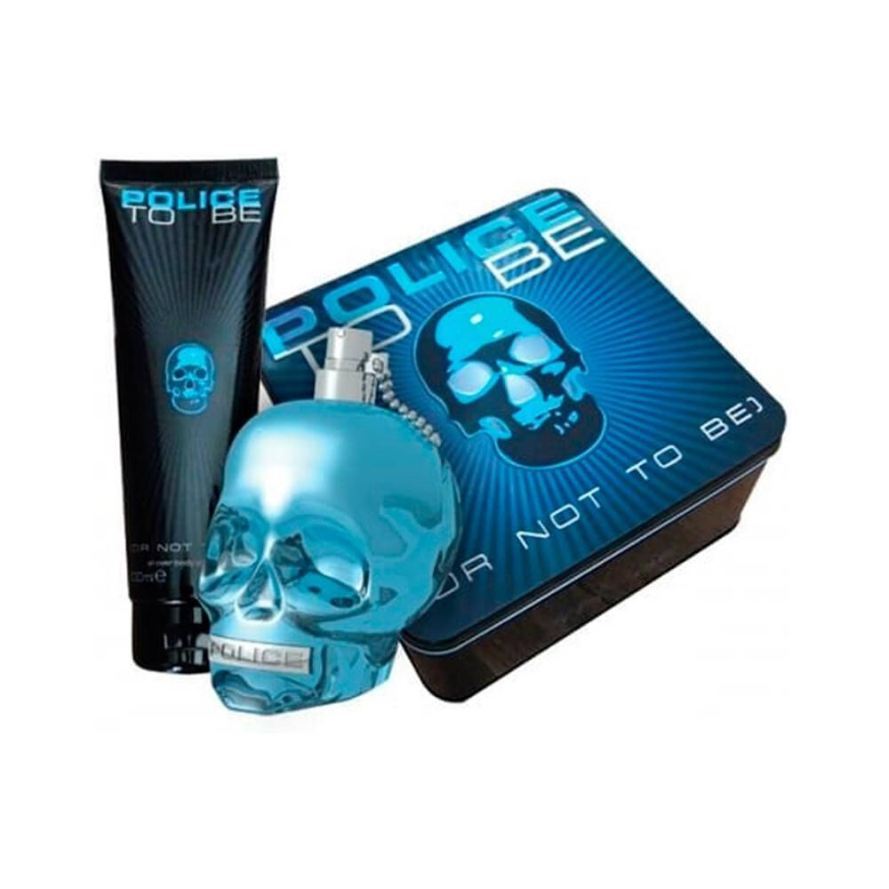 Perfume To Be Hard Police / 75 Ml / Edt + B. Shower 100 Ml image number 0.0