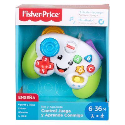 Juegos Fisher Price Ríe Y Aprende Control Juega Y Aprende Conmigo
