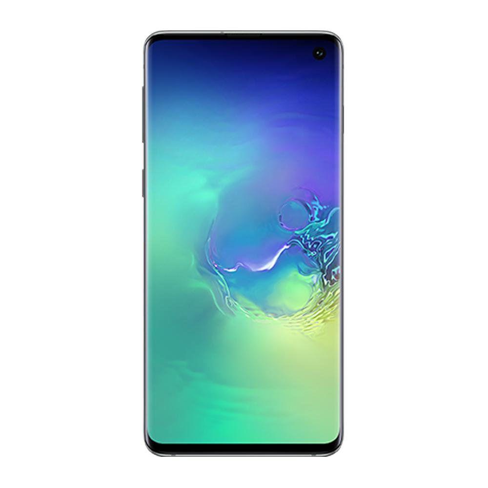 Smartphone Samsung Galaxy S10  Verde  /  128 GB   /  Liberado image number 0.0