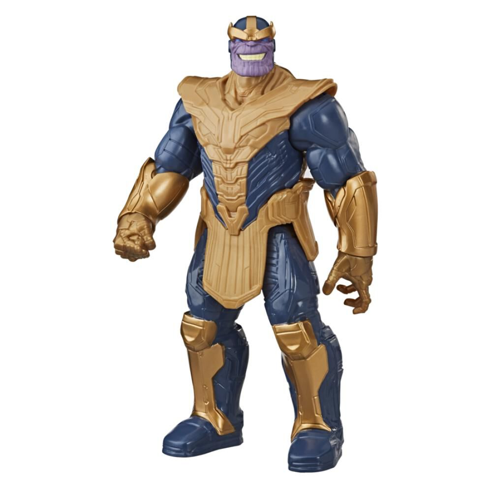 Figura De Accion Avenger Titan Hero Movie Thanos image number 0.0