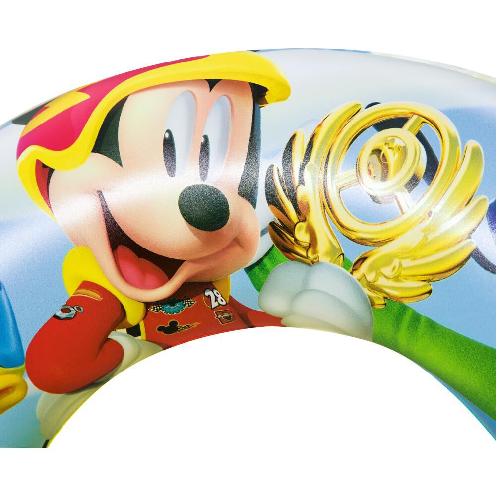Aro Inflable Bestway Club Mickey Mouse image number 1.0