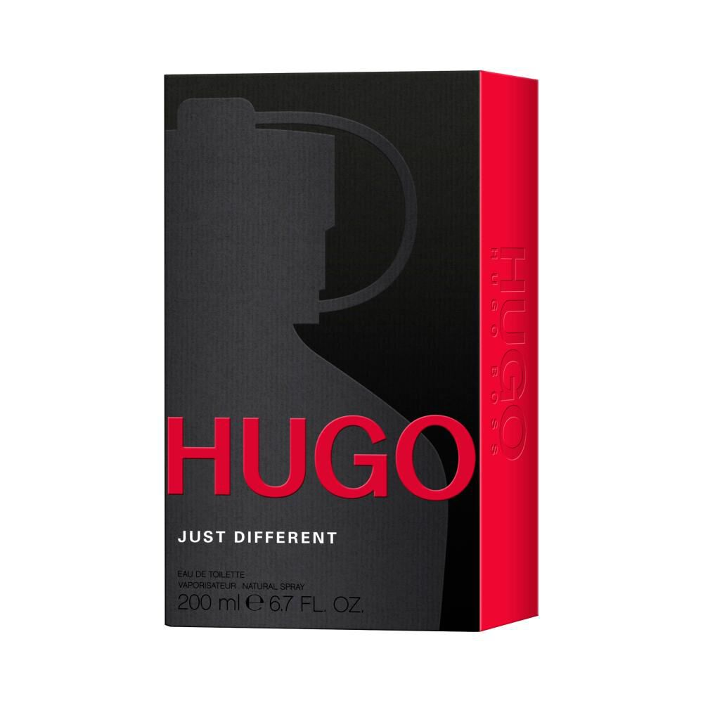 Perfume Hombre Just Different Hugo Boss / 200 Ml / Eau De Toilette image number 2.0