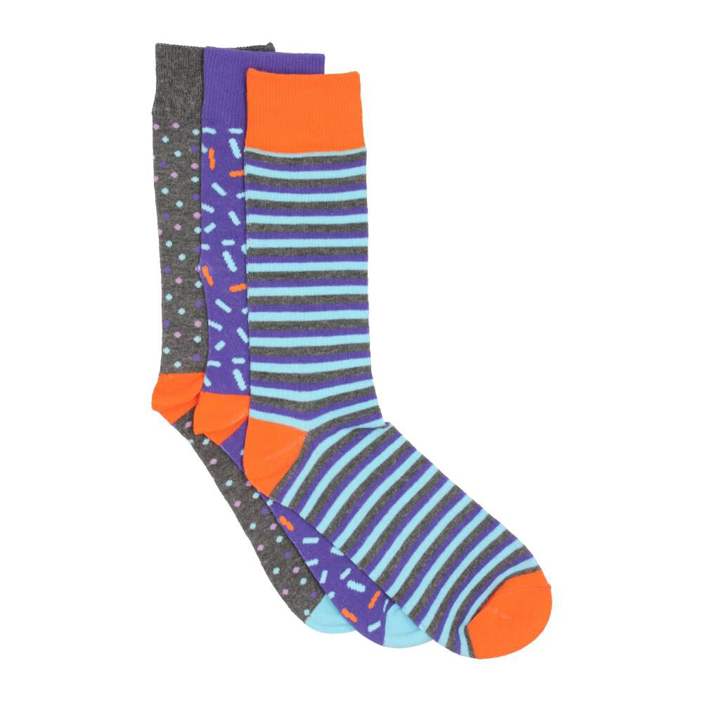 Calcetines Mujer Rolly Go Rgrisocks7 image number 1.0