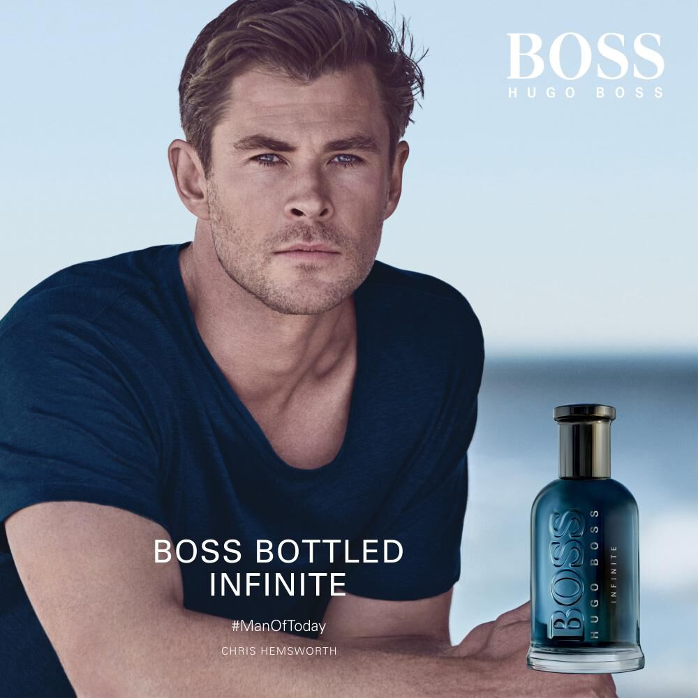 Perfume Infinite Hugo Boss / 100 Ml / Edp image number 4.0