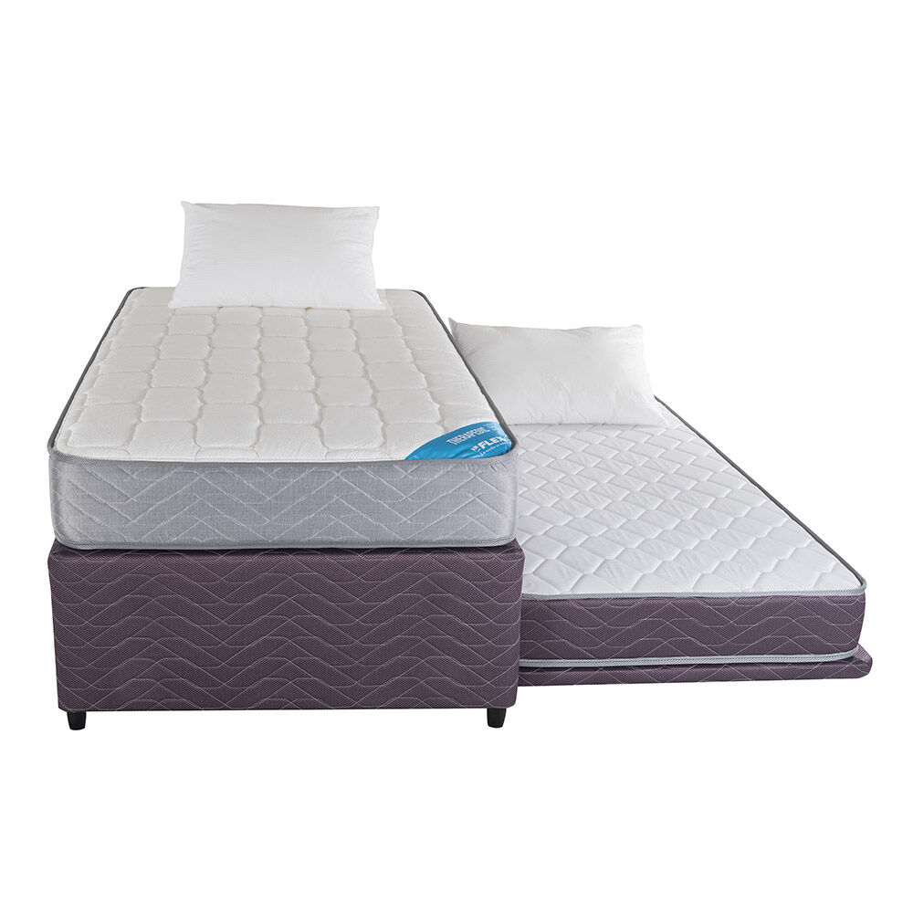 Divan Color Dream Flex / 1.5 Plazas / 2 Almohadas image number 1.0