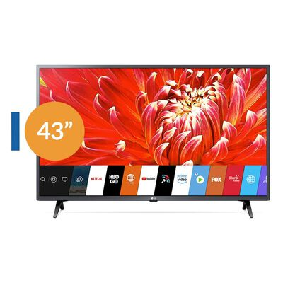 "Led LG 43LM6300 / 43"" / Full HD / Smart Tv"