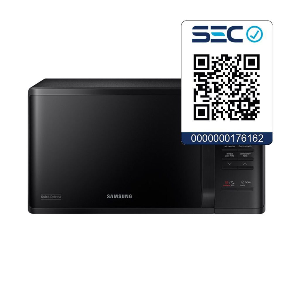 Microondas Samsung Ms23K3513Ak image number 4.0