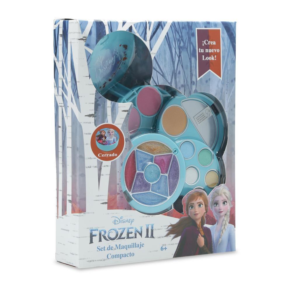 Muñeca Frozen 2 4 Bandejas image number 1.0