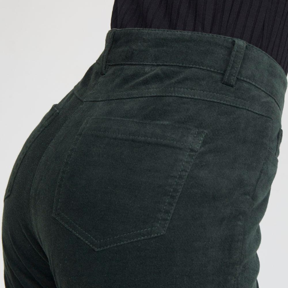 Pantalon Cotele  Mujer Kimera image number 3.0