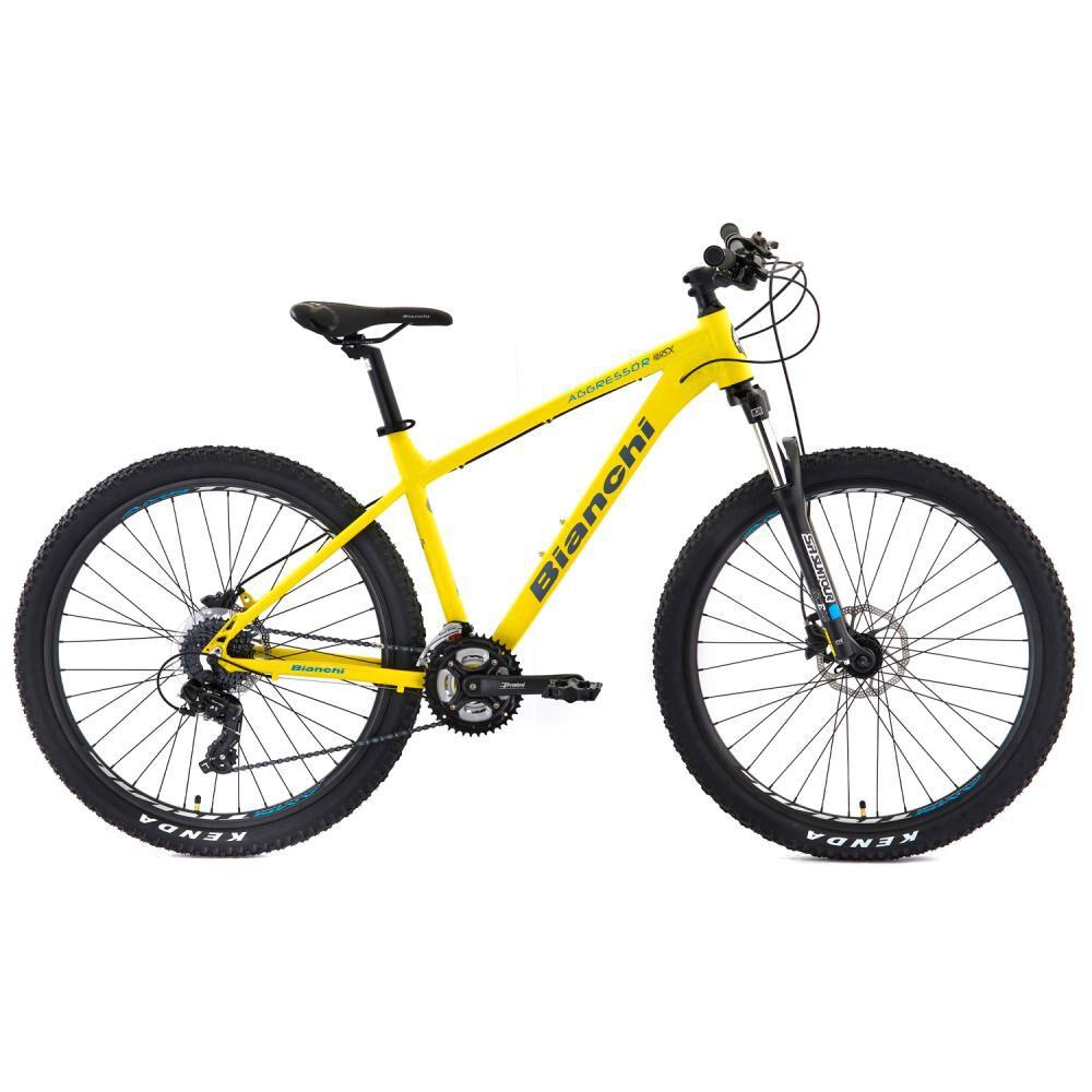 Bicicleta Mountain Bike Bianchi Sx Aggressor Hyd / Aro 27.5 image number 0.0