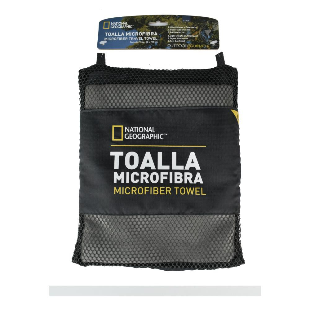 Toalla Microfibra National Geographic image number 0.0