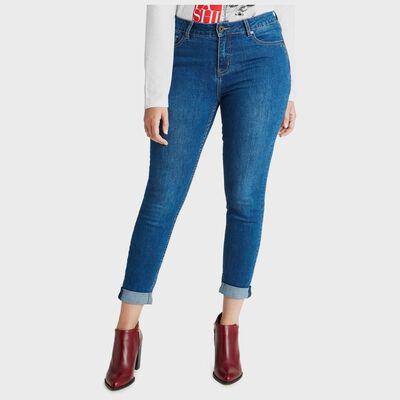 Jeans Mujer Curvi