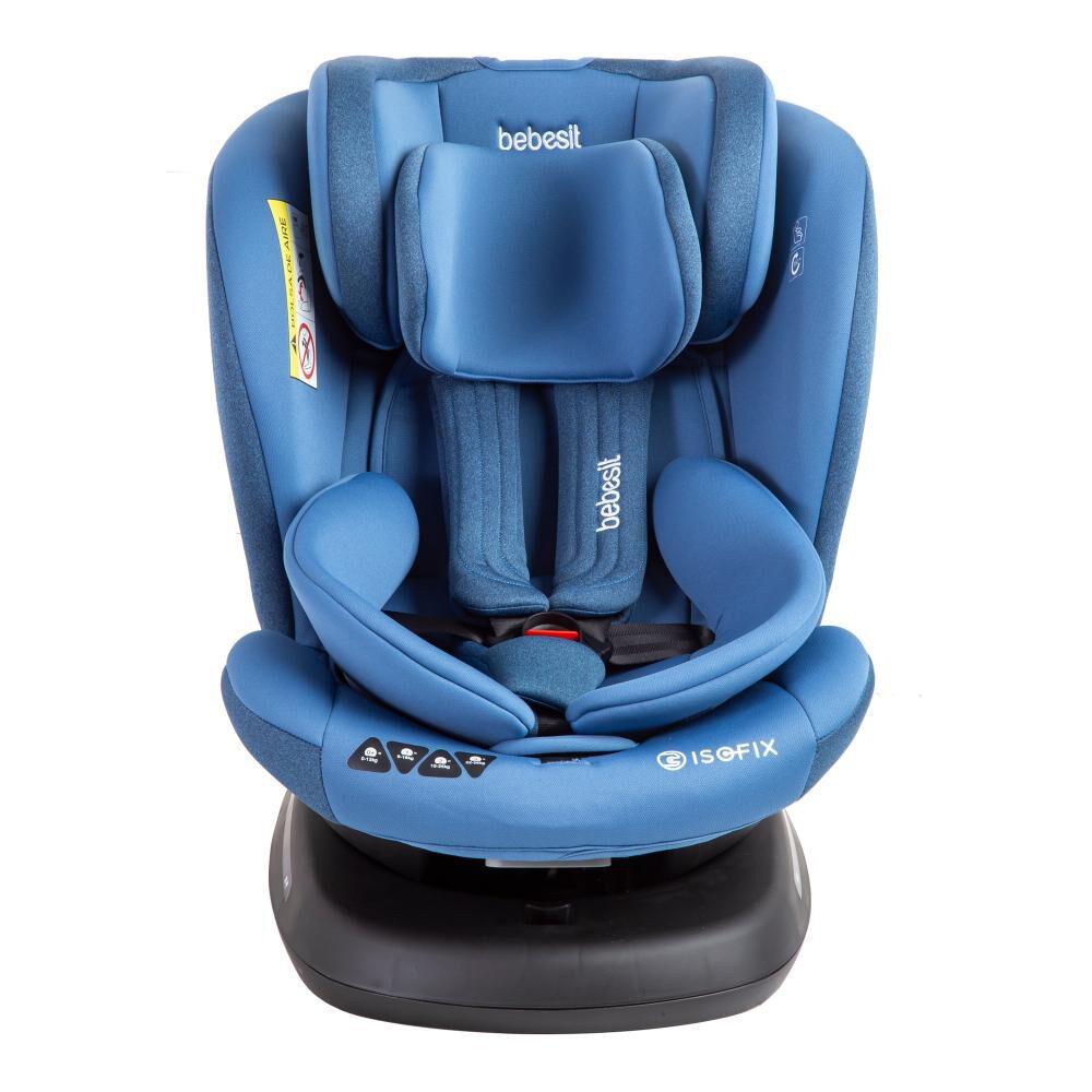 Silla De Auto Ajustable Bebesit S64 Azul image number 8.0