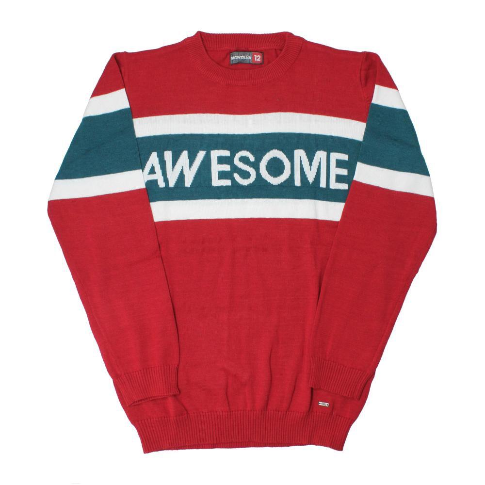 Sweater Niño Teen Montaña image number 0.0