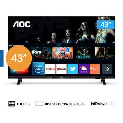 """Led AOC 43S5305 / 43 """" / Full HD / Smart Tv"""