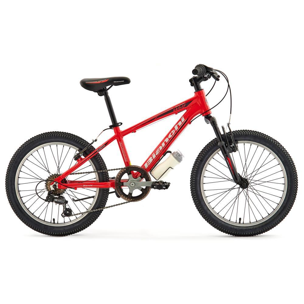 Bicicleta Mountain Bike Bianchi Wolf Alloy Revo / Aro 20 image number 0.0