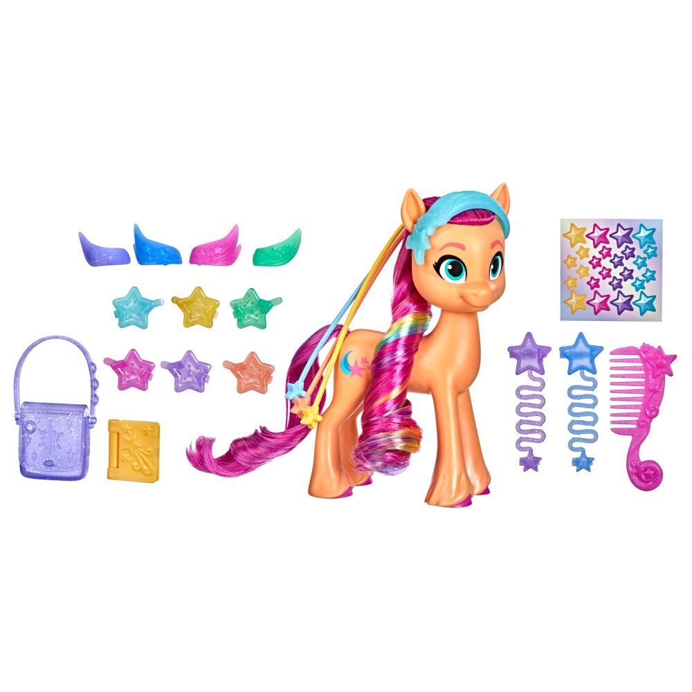 Figura Coleccionable My Little Pony Movie image number 8.0