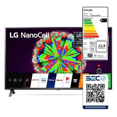 Led LG 55NANO79SNA / 55'' / 4K HDR Nano Cell / Smart Tv 2020
