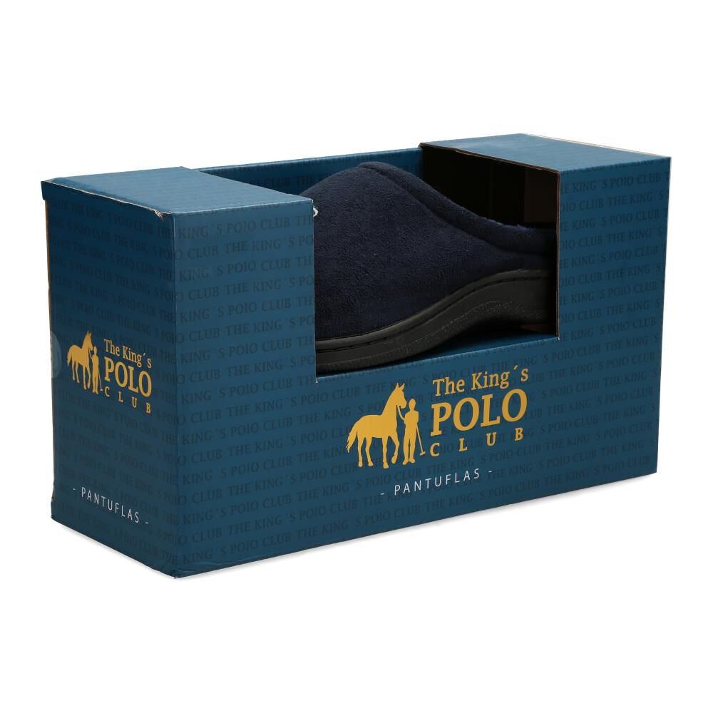 Pantufla Hombre The King's Polo Club image number 1.0