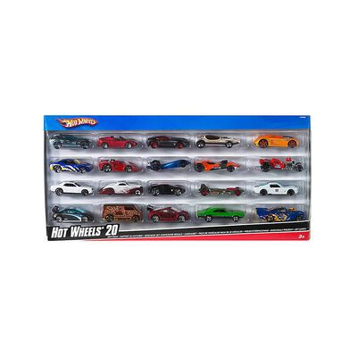 H7045 Hot Wheels Surtido 20Pack