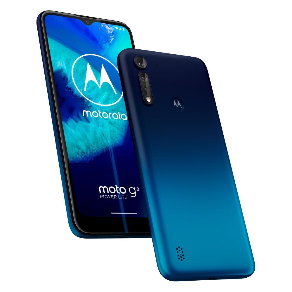 Smartphone Motorola G8 Power Lite 64 Gb - Movistar image number 5.0