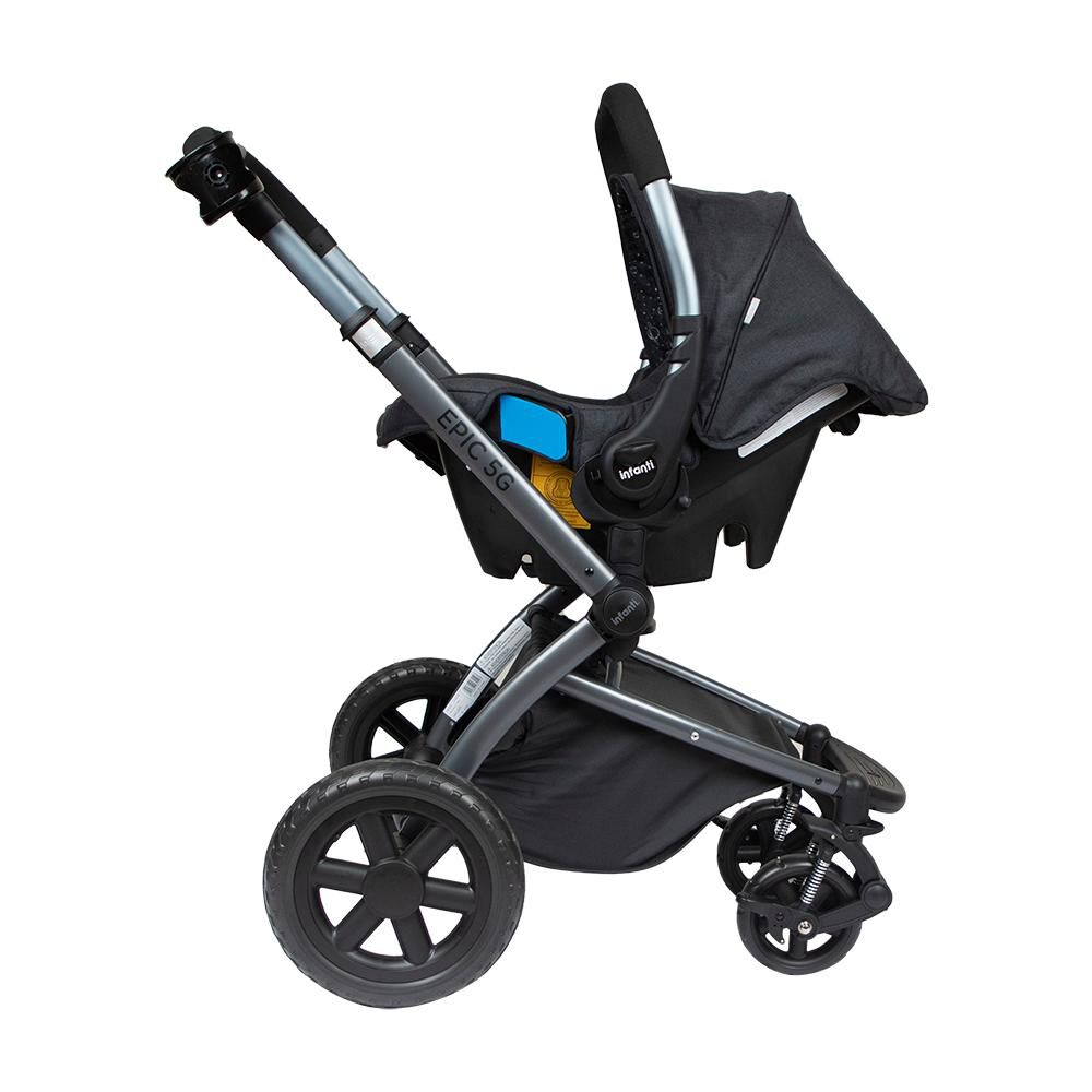 Coche Travel System Infanti Epic 5g image number 12.0