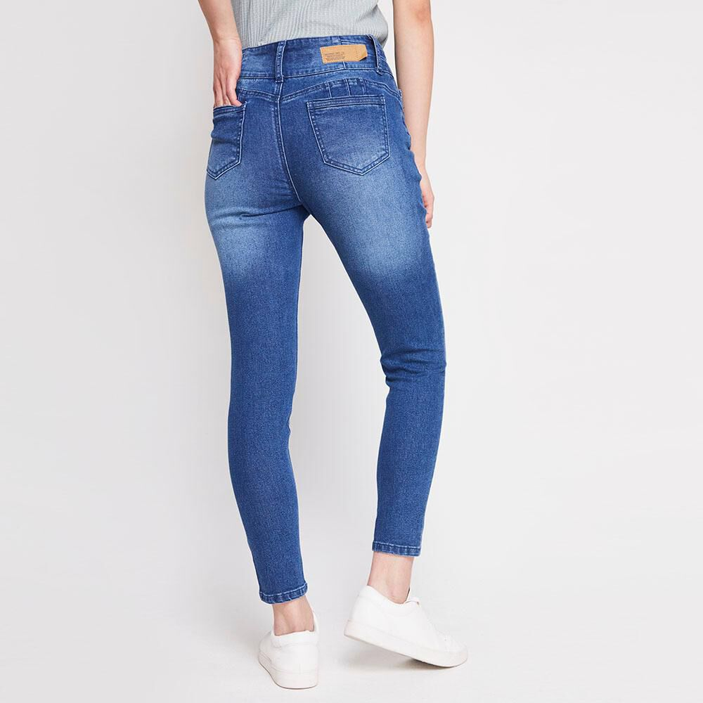 Jeans Mujer Push Up Freedom image number 2.0