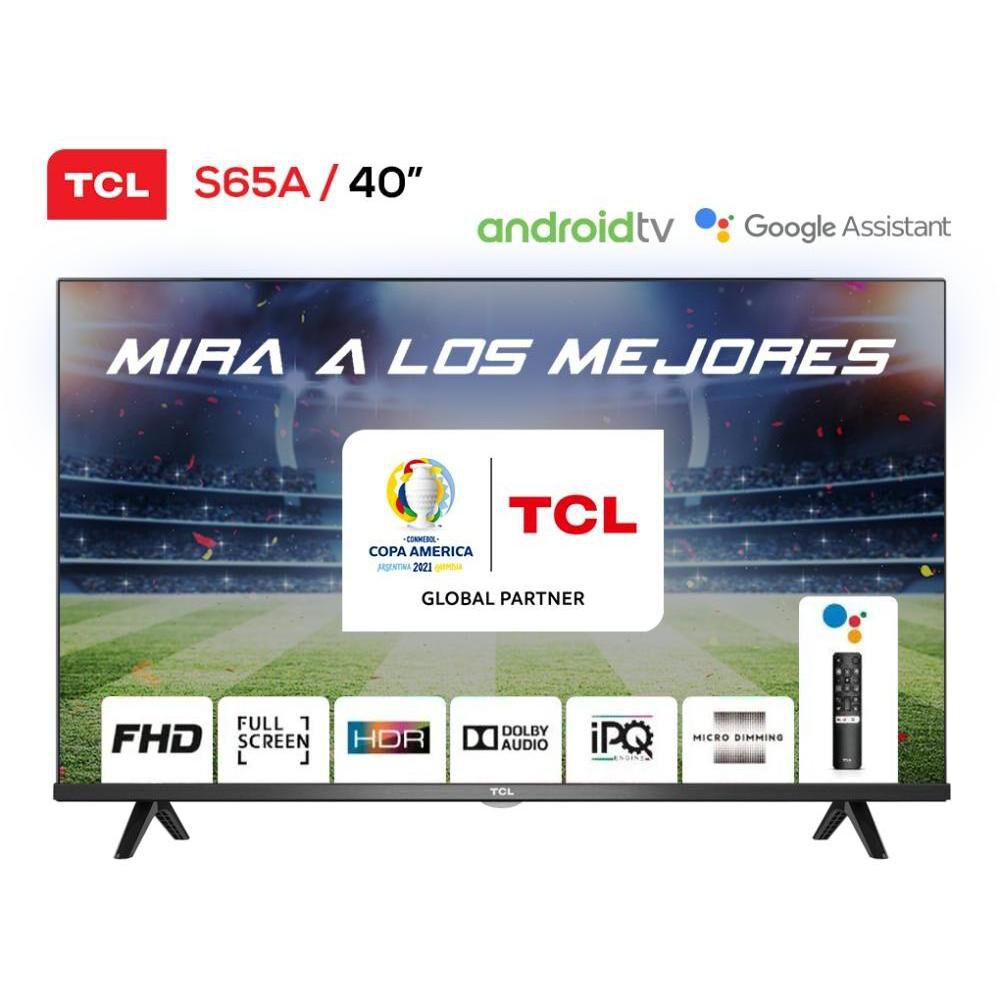 Led Tcl 40S65 / 40'' / Full Hd / Android Tv image number 1.0