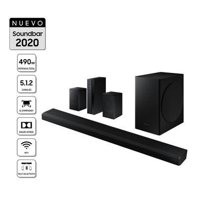Soundbar Samsung Hw-Q70T/Zs