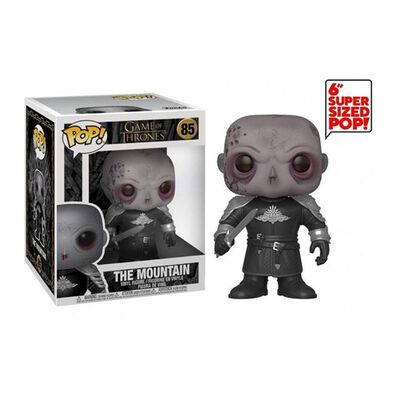 Figura De Acción Funko Pop Tv Got 6inch The Mountain Unmasked