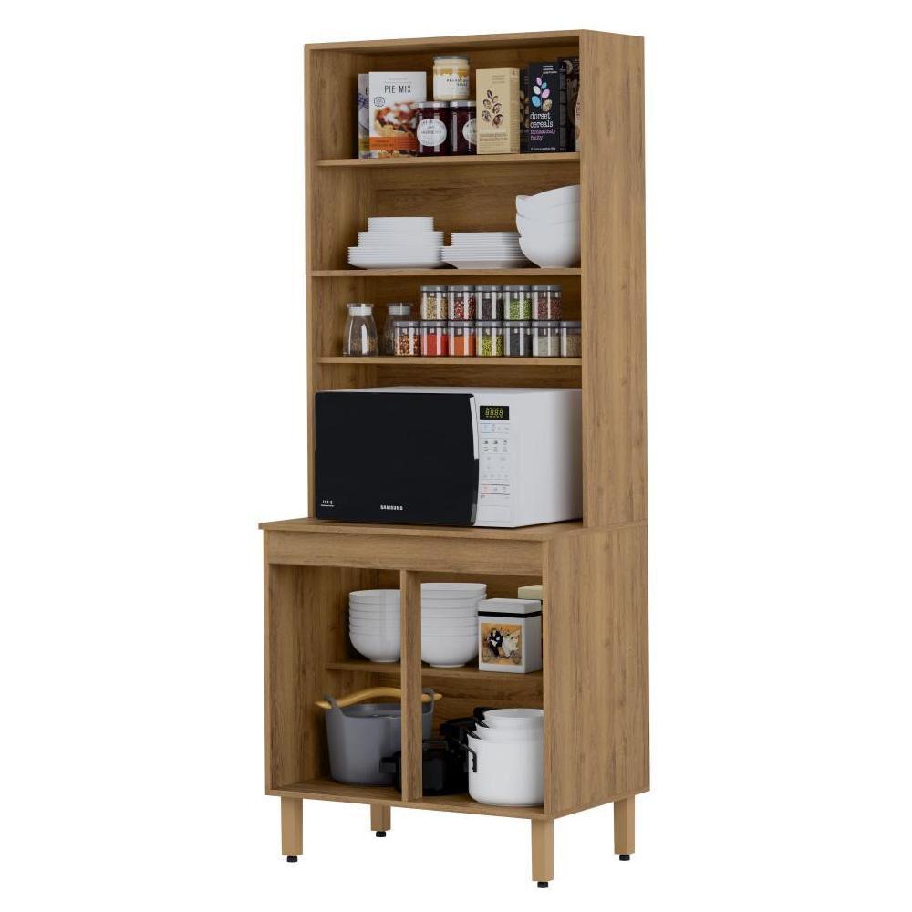 Mueble De Cocina Home Mobili Kalahari/montana / 4 Puertas image number 1.0