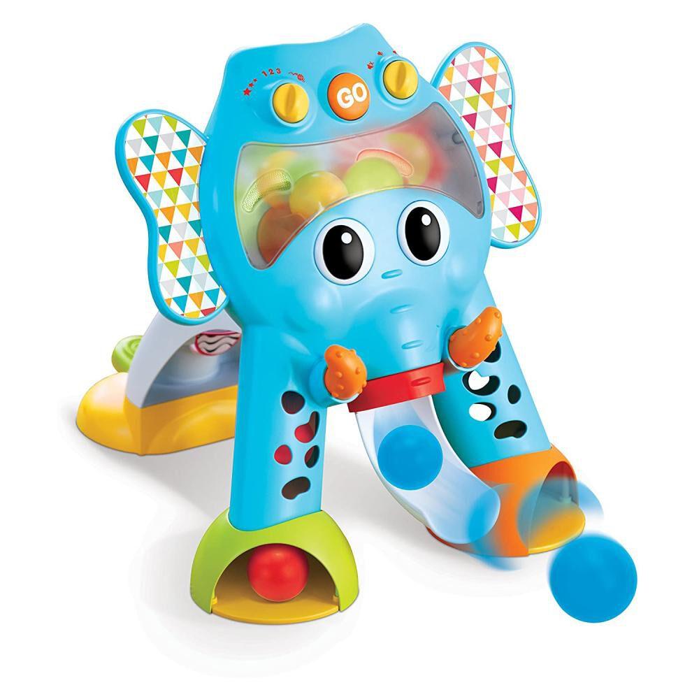 Centro De Actividades Infantino 3 En 1 Elefante image number 0.0