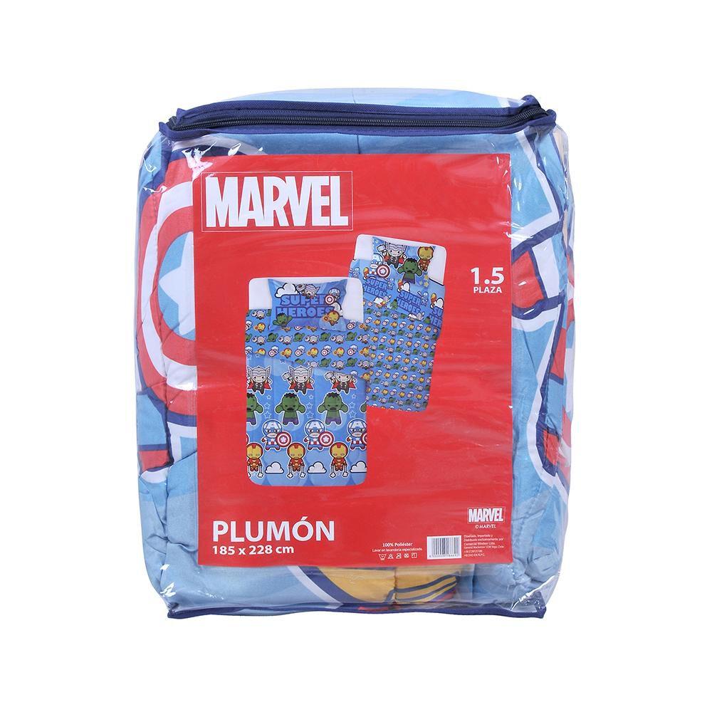 Plumón Avengers Kawaii / 1.5 Plazas image number 2.0