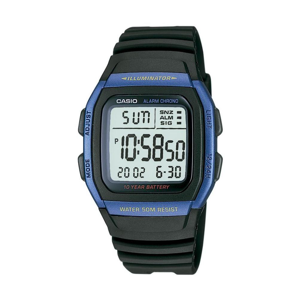 Reloj Hombre Casio W-96h-2avdf image number 0.0