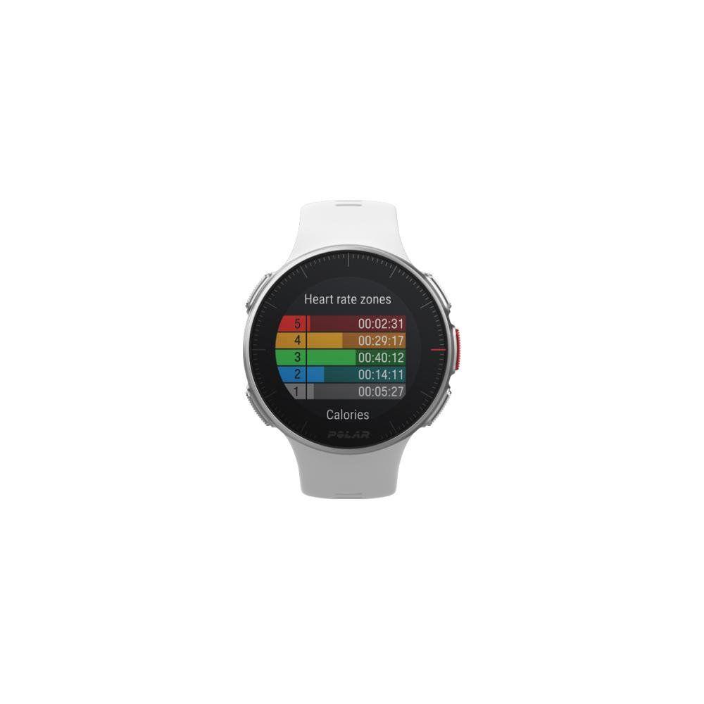 Smartwatch Polar Vantage V  Blanco image number 2.0