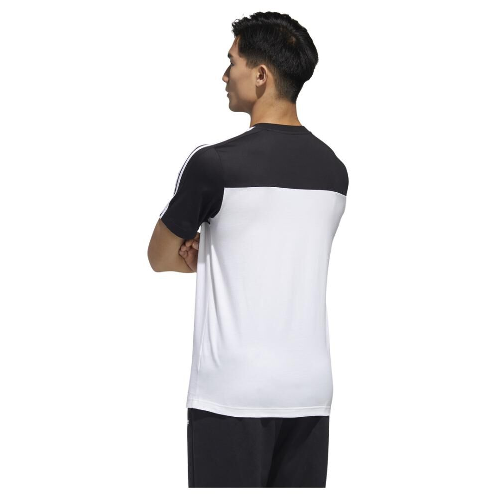 Polera Hombre Adidas Mens Essentials Tape T-shirt image number 2.0