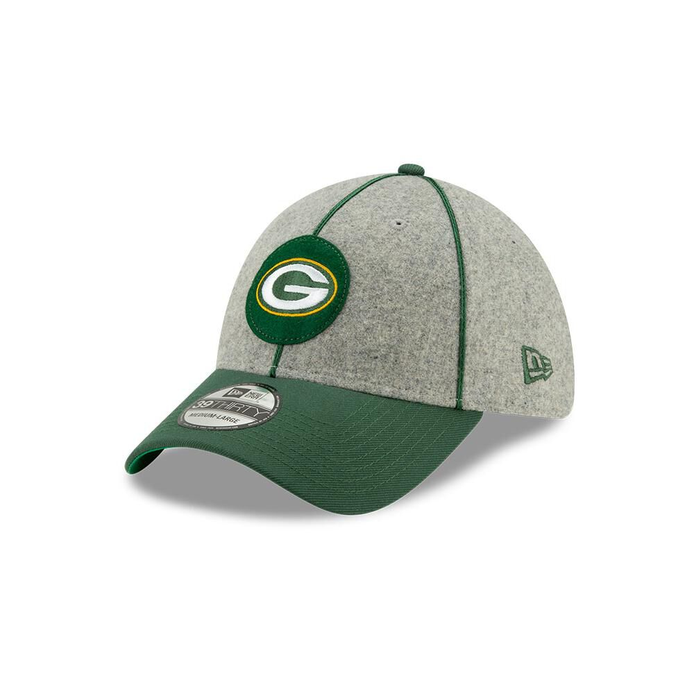 Jockey New Era 3930 Green Bay Packers image number 1.0
