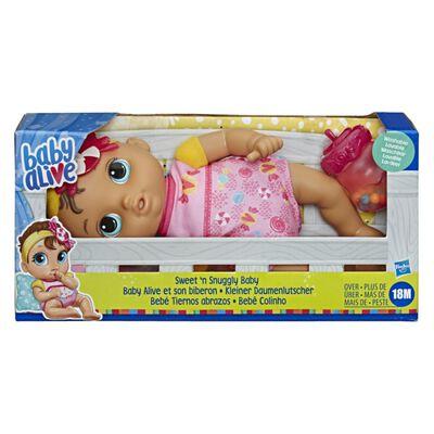 Muñeca Baby Alive Bebé Tiernos Abrazos