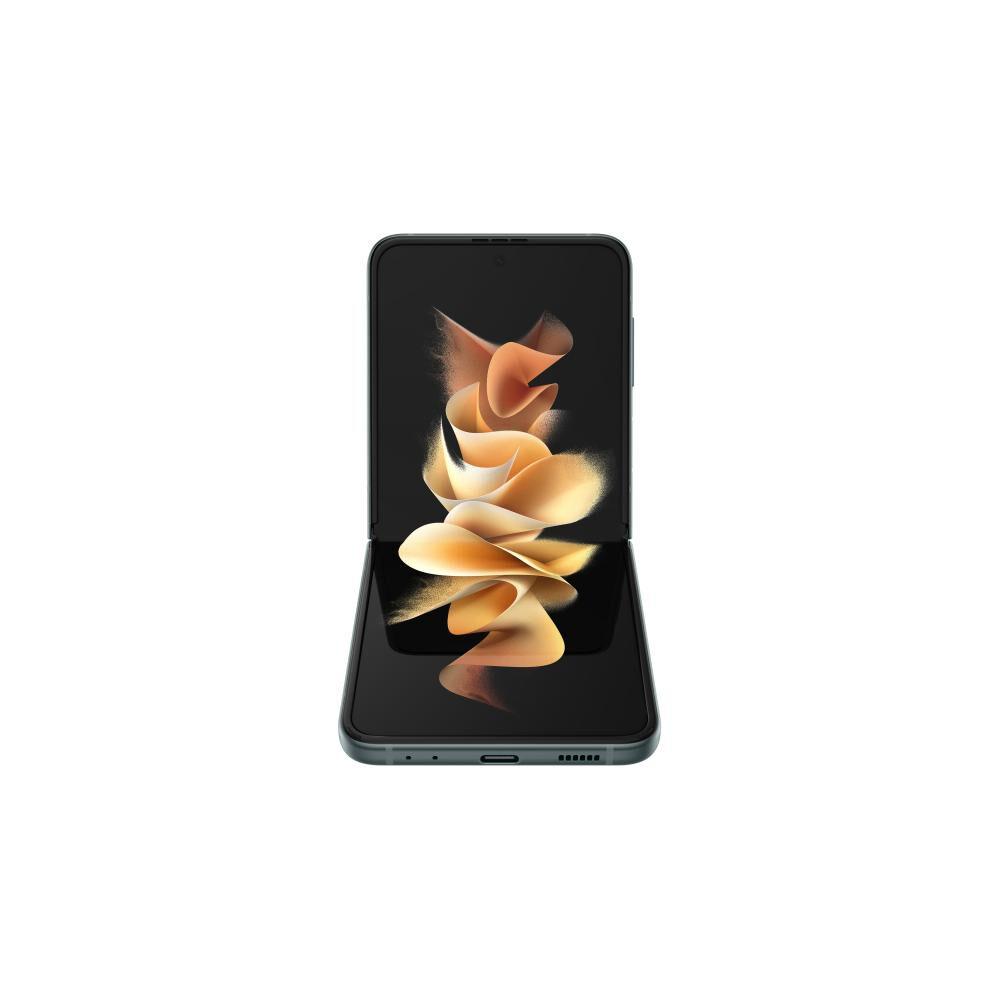 Smartphone Samsung Galaxy Z Flip 3 Verde / 128 Gb / Liberado image number 5.0