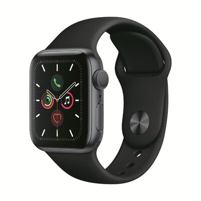 Applewatch Series 5 40mm / Negro / 32 Gb
