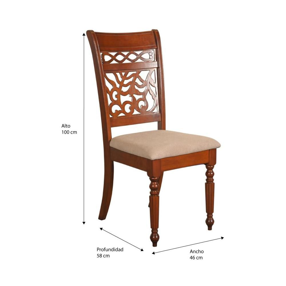 Silla Casaideal Derby image number 4.0