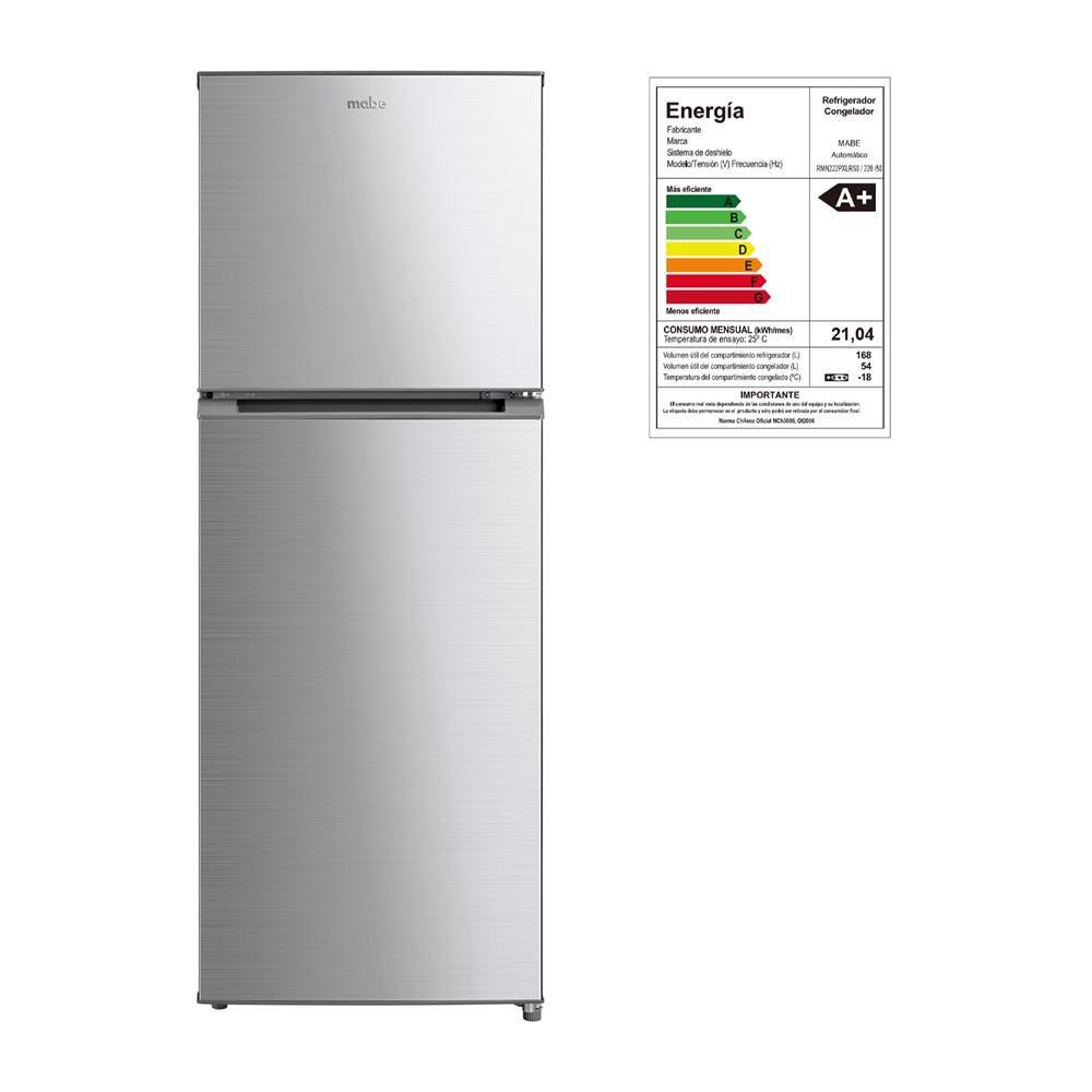 Refrigerador Top Freezer RMN222PXLRS0 / No Frost / 222 Litros image number 5.0