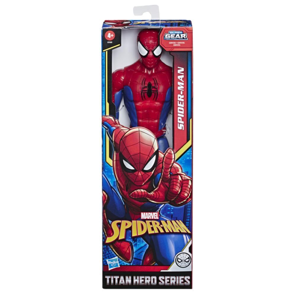 Figura De Accion Spiderman Titan Hero Spider-Man image number 1.0