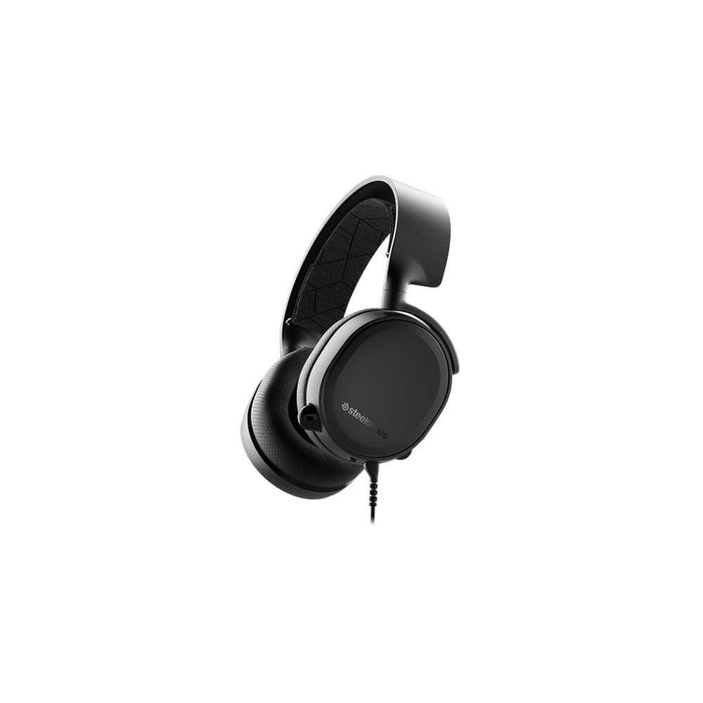 Audífonos Gamer Steel Series Arctis 3 Black image number 0.0