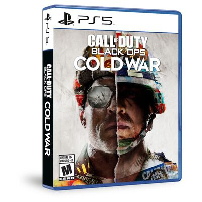 Juego Ps5 Call Of Duty Black Ops Cold War