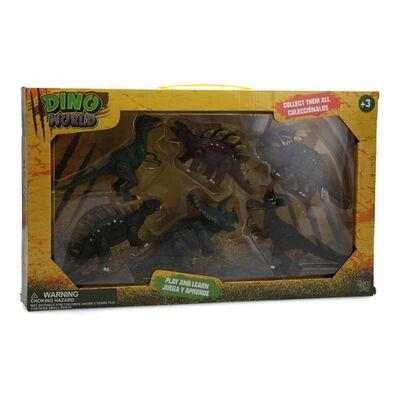 Set Dinosaur Collection Hitoys Dino World
