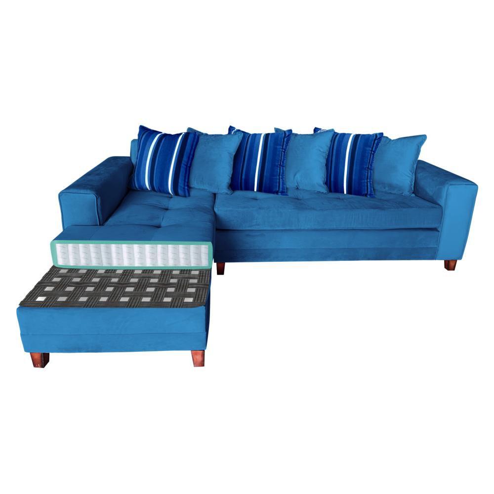 Sofa Seccional Living Factory Venecia / 5 Cuerpos image number 3.0