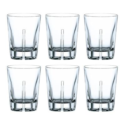 Set De Vasos Nachtmann Havanna Whisky / 6 Piezas